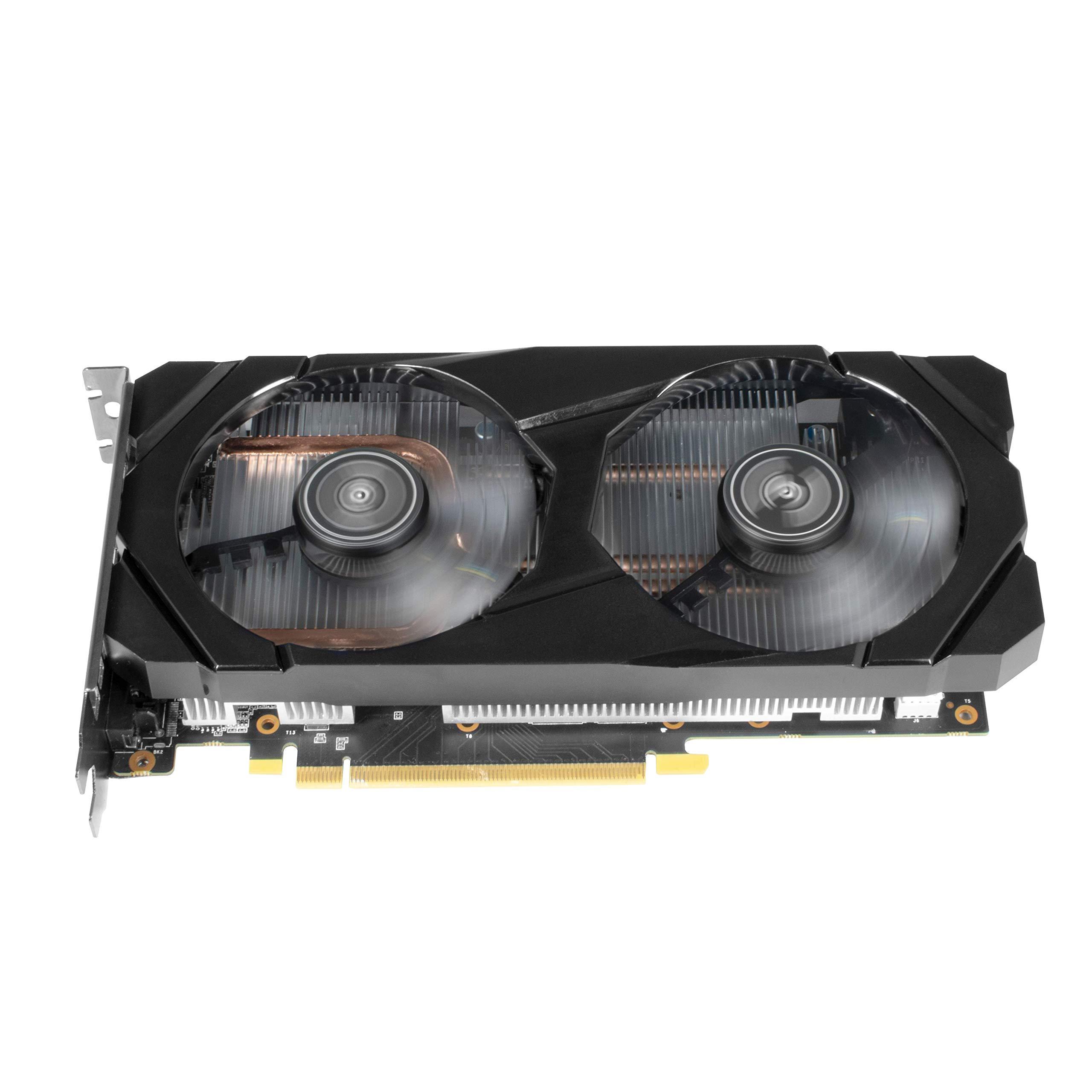 KFA2 60SRH7DSY91K - Tarjeta gráfica (GeForce GTX 1060, 6 GB, GDDR5 ...