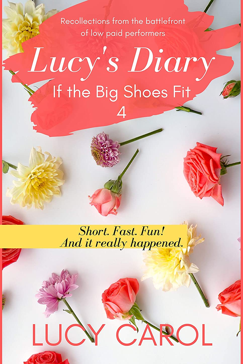 一瞬スポーツ人工的なIf the Big Shoes Fit (Lucy's Diary Book 4) (English Edition)