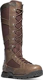 """Danner Snake Boot Side-Zip 17"""" (45033) Brown Hunting Boots 