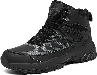 Ulogu Walking Boots Mens Womens Ultra Lightweight Hiking Trekking Boots Outdoor Mountain Shoes