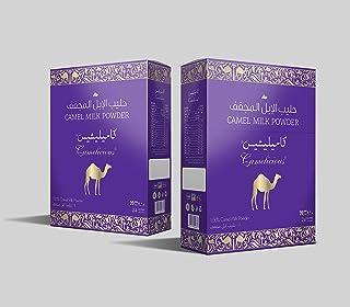 100% pur lait de chamelle en poudre en provenance des Emirats / Garanti sans ajouts artificiels / 24 sachets de 20 grammes...