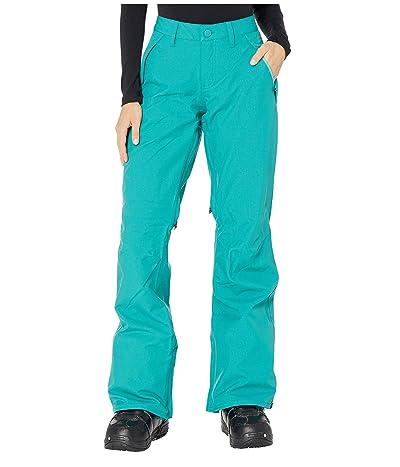 Burton Society Pant (Green/Blue Slate) Women