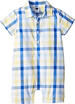 Plaid Woven One-Piece (Infant)