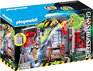 Playmobil Ghostbusters 70318 Play Box, Ages 4 + (Exclusively at Amazon)