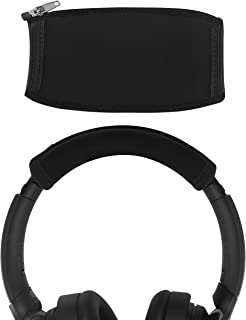 ヘッドフォン用ヘッドバンドカバー SONY MDR-XB950BT XB650BT XB800 XB900 XB920 XB600 XB610 MDR-100 等ヘッドホン用 簡単なインストール