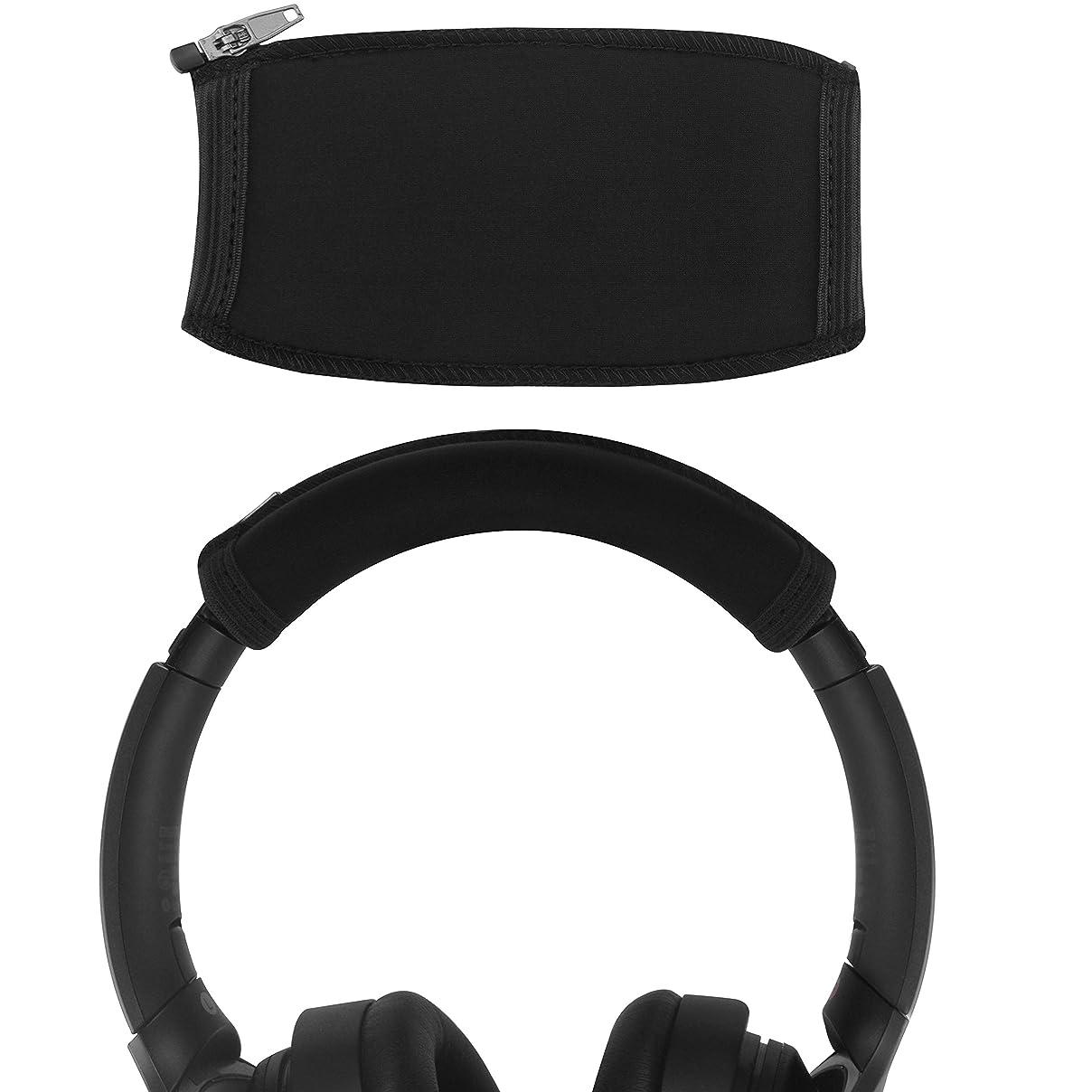 オーロック第四ウィンクヘッドフォン用ヘッドバンドカバー SONY MDR-XB950BT XB650BT XB800 XB900 XB920 XB600 XB610 MDR-100 等ヘッドホン用 簡単なインストール