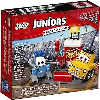 LEGO 10732 Juniorzy Guido i Luigi's Pit Stop
