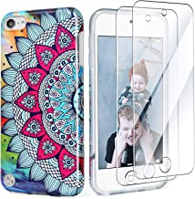 iPod Touch 7th Generation Case with 2 Screen Protectors, iPod Touch Case for Girls,..