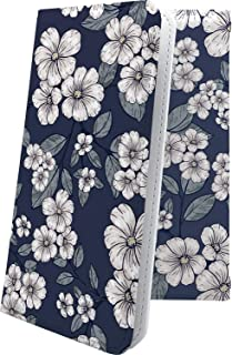 Galaxy A7 ケース 手帳型 花柄 和 和風 和柄 日本 japan ギャラクシー ケース 手帳型ケース 花 GalaxyA7 ケース フラワー 10355-pggkdf-10001622-GalaxyA7