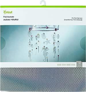 Cricut 2006311 SMPLR PIN Point 12X12(16) Foil Acetate