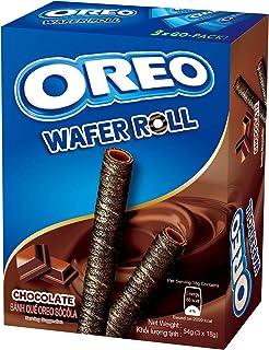 Oreo Chocolate Wafer Roll, 54g