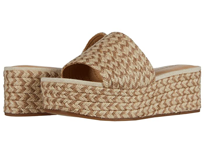 Lucky Brand  Befanni (Dove/Natural) Womens Shoes