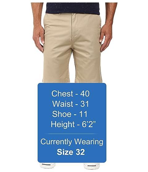 Carter Khaki Shorts Billabong Chino Light Stretch dXvZnfZU