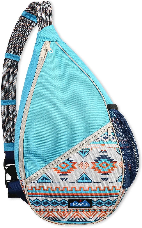 KAVU Paxton Pack Rope Sling Selling Crossbody Year-end annual account Range Bag-Horizon