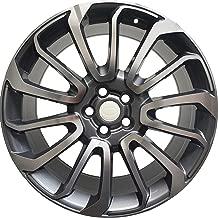22 Inch Rims Range Rover Autobiography Style Sport LR3 LR4 & HSE Wheels Gun Metal Machined Face