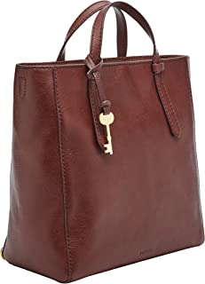 Fossil Camilla Leather Convertible Small Backpack