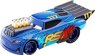 مجسم شخصية سيارة سباقات الدراغ ليل تروكي من فيلم ديزني بيكسار كارز اكس ار اس