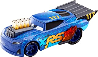 Disney Pixar Cars XRS Drag Racing Lil' Torquey