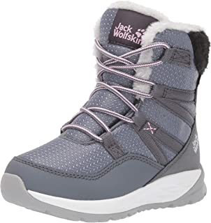 Jack Wolfskin Kids` Polar Wolf Texapore High Insulated Winter Boot Snow