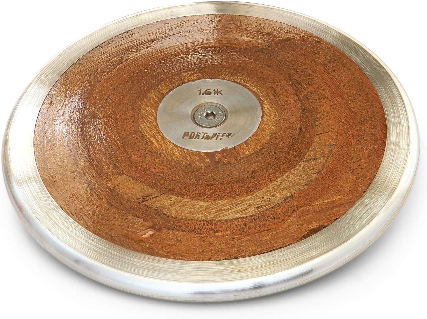 Wood Bargain sale Discus New item 1.6kg