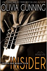 Insider (Exodus End World Tour Book 1) Kindle Edition
