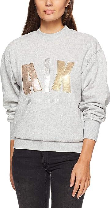 Armani Exchange Women's Felpa Sweaters