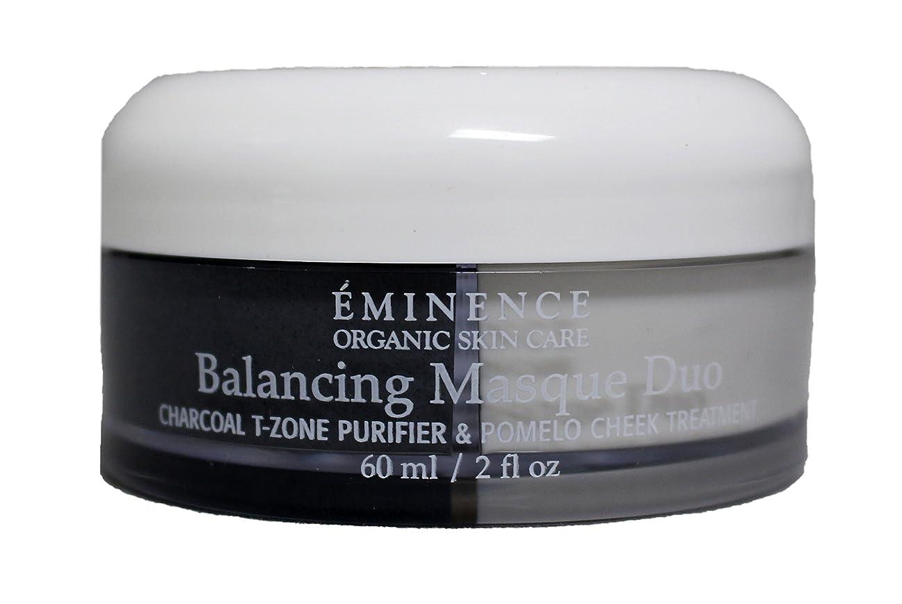 エンコミウム確かな付属品エミネンス Balancing Masque Duo (T-Zone & Cheek) 60ml/2oz並行輸入品