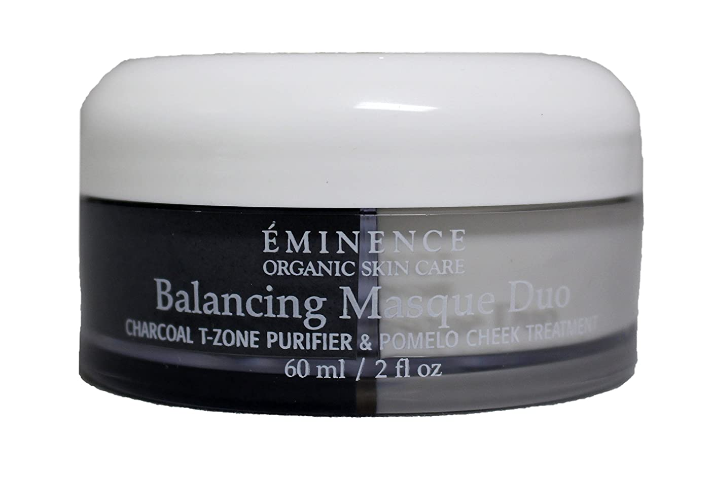 回路ジャケット代わりのエミネンス Balancing Masque Duo (T-Zone & Cheek) 60ml/2oz並行輸入品