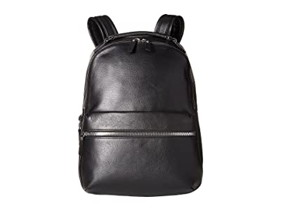 Shinola Detroit Runwell Backpack (Black) Backpack Bags