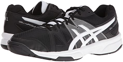 asics shoes women black