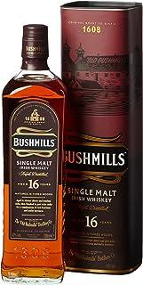 Bushmills 16 Jahre Single Malt Irish Whiskey 1 x 0.7 l