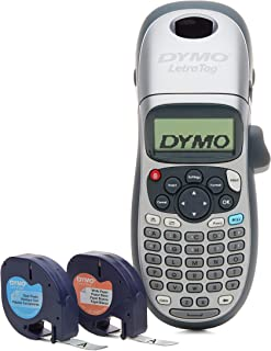 DYMO LetraTag 100H Plus Handheld Label Maker for Office or Home
