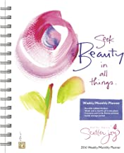 Kathy Davis - Scatter Joy Weekly and Monthly Planner (2016)