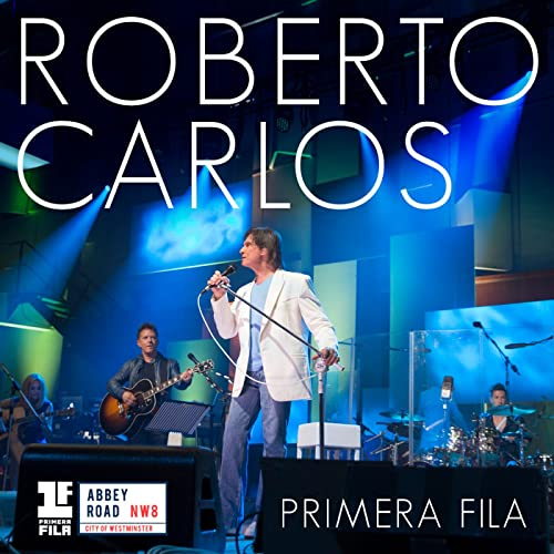 Arrastra una Silla (Primera Fila - En Vivo) by Roberto Carlos feat. Marco Antonio Solís on Amazon Music - Amazon.com