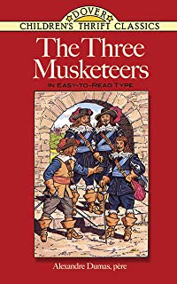 The Three Musketeers: In Easy-To-Read-Type