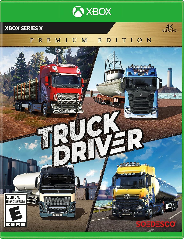 Truck Driver: Premium Edition - X Series Popular Sale price brand Xbox