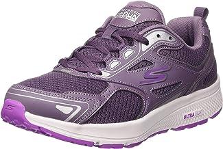 purple skechers women's