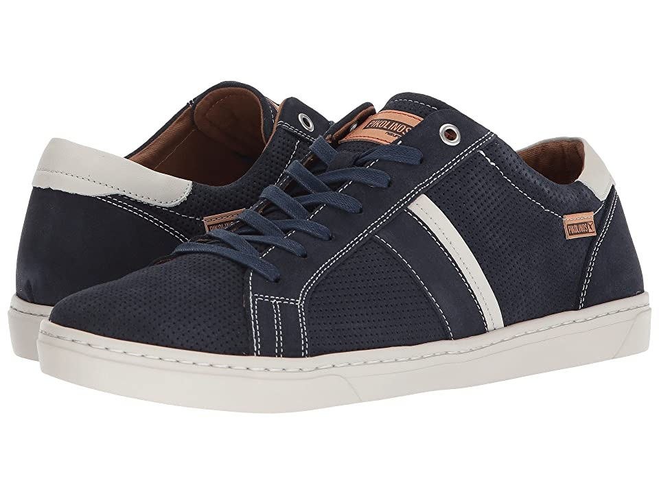 Pikolinos Belfort M8K-4223SE (Navy Blue) Men