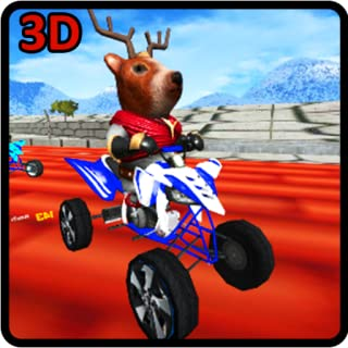 Animal games Dog pet wild horse racing 3D hunting funny doctor free game for kids