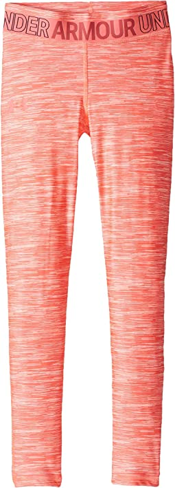 Under Armour Kids - HeatGear® Armour Novelty Leggings (Big Kids)