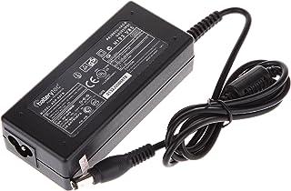 Batterytec® Adaptador de cargador de repuesto para Toshiba Tecra A2 A3 A4 A5 A8 M2, Toshiba Satellite M20, M25 M30 M40 M45 M50 M55 M110, M115 Series. Con el cable de alimentación estándar europeo.[15V 4A 60W 6.3mm * 3.0mm 12 meses de garantía]