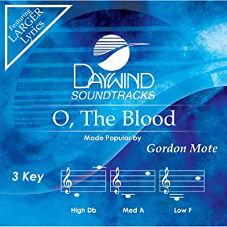 O, The Blood Accompaniment/Performance Track