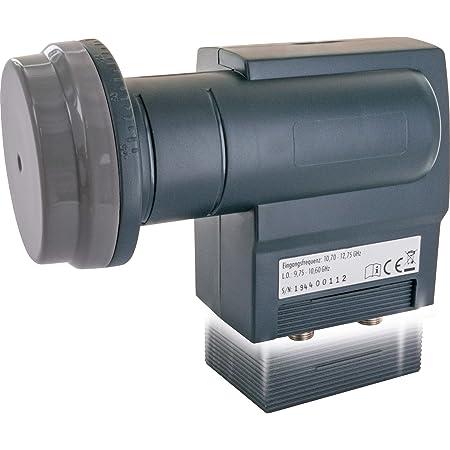 Schwaiger 5101 Unicable Quad Lnb Digital Für Den Elektronik
