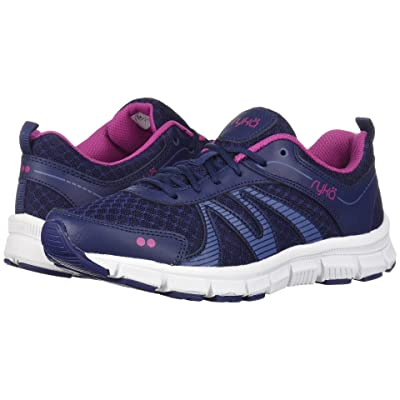 Ryka Heather SMT (Navy/Blue/Pink) Women