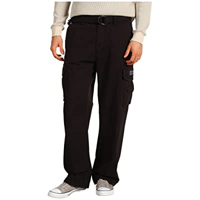 UNIONBAY Survivor Cargo Pant (Black) Men
