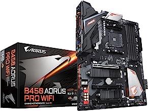 GIGABYTE B450 AORUS PRO Wi-Fi (AMD Ryzen AM4/ATX/M.2...