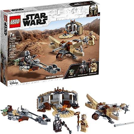 LEGO Kit de construcción Star Wars: The Mandalorian 75299 Problemas en Tatooine (277 Piezas)