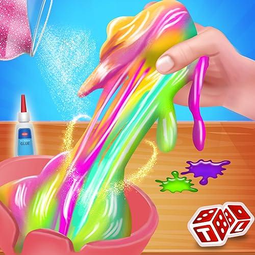 Schleim Hersteller DIY matschig Spaß Spiele zum Kinder