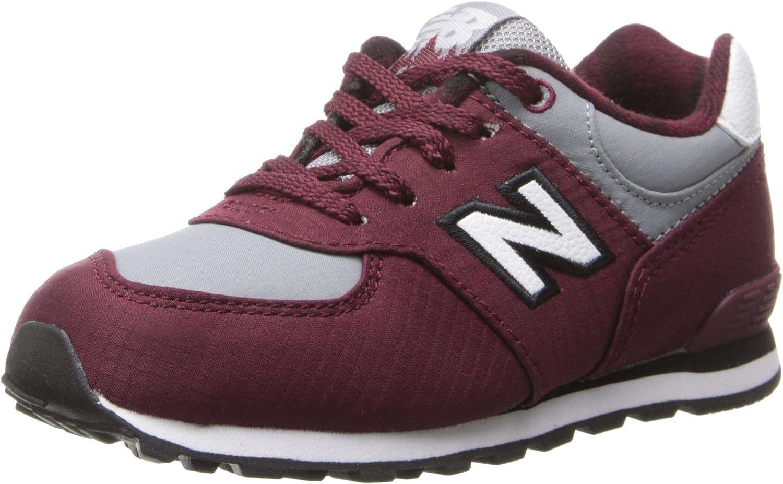 Amazon.com | New Balance Kids' 574 V1 Camp Lace-up Sneaker | Running
