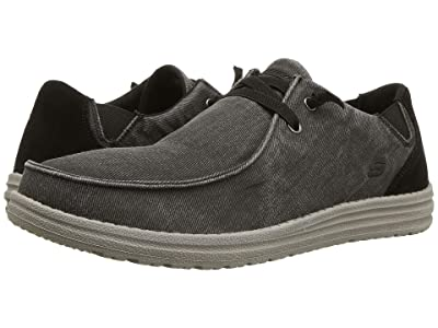 SKECHERS Melson Raymon (Black) Men